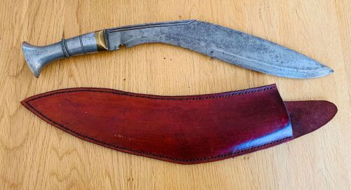 *** SOLD *** Alloy 8th GR Kukri no. 2